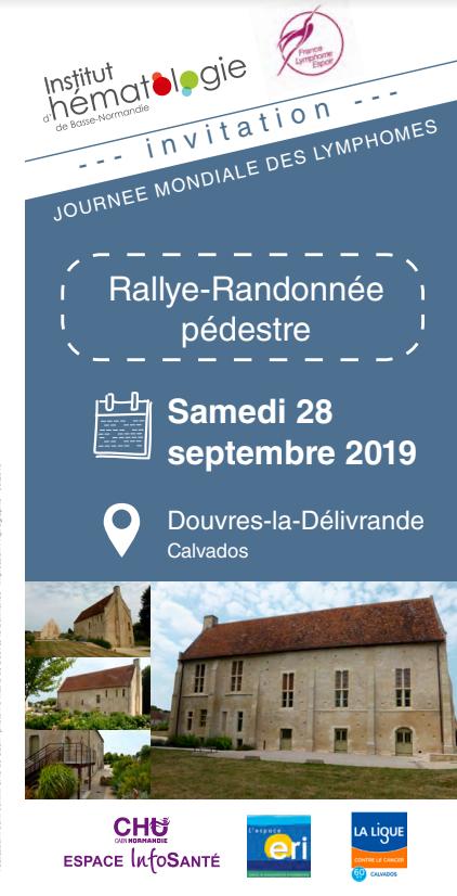 Calendrier Randonnee Pedestre Calvados.Rallye Randonnee Pedestre Journee Mondiale Des Lymphomes