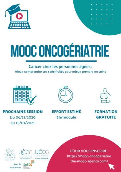 thumbnail of Plaquette MOOC Oncogériatrie
