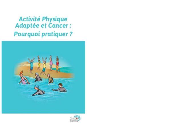 thumbnail of Livret APA – Réseau Onco