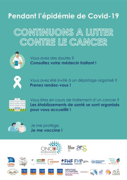 thumbnail of affiche soins covid