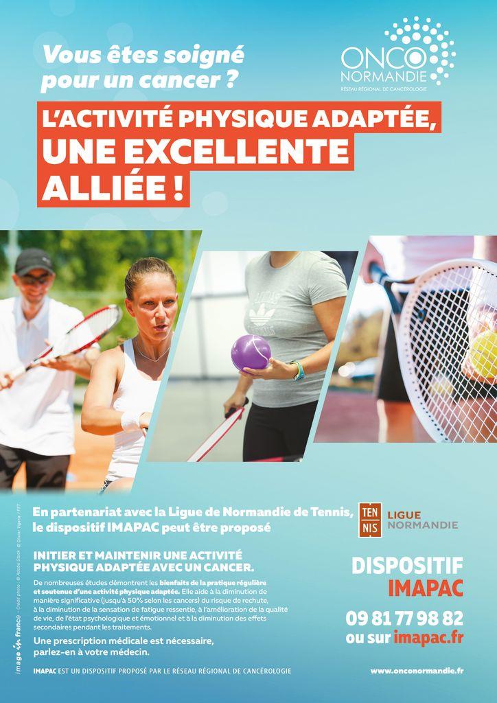 thumbnail of Affiche IMAPAC Tennis V2