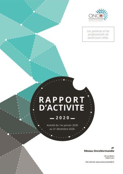 thumbnail of rapport d'activité 2020 RESEAU ONCO VF